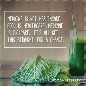 Food is Healthcare