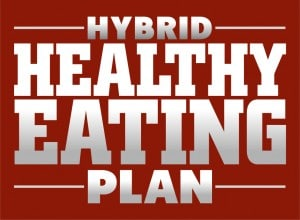 Hybrid Eating Plan