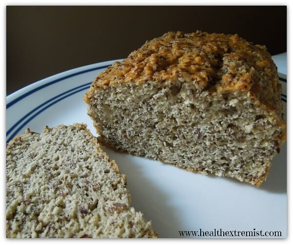 Almond Flour Paleo Bread Recipe