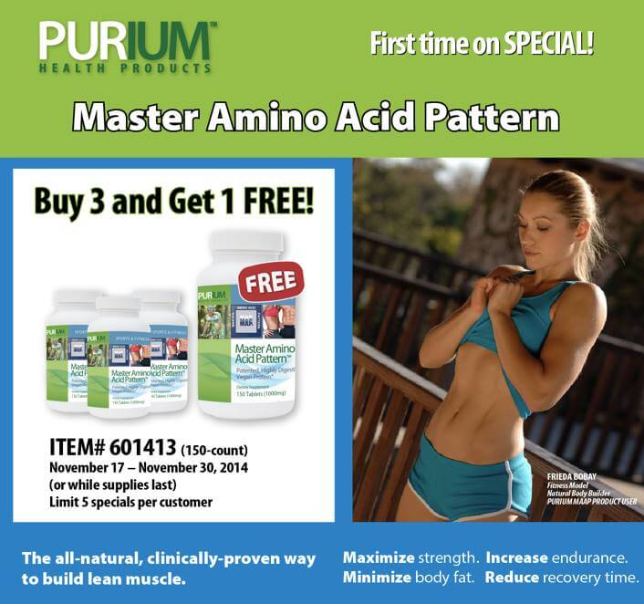 Master Amino Acid Pattern Sale