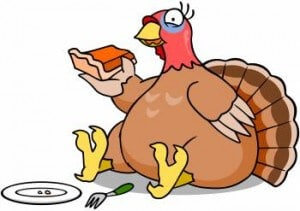 Turkey Eating