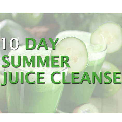 10 Day Summer Juice Cleanse